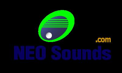 NeoSounds.com logo - royalty free music