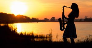 Romantic & Charming Saxophone